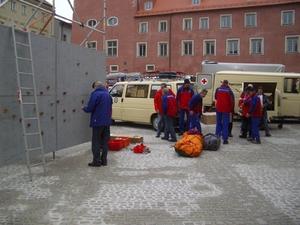100 Jahre Rettungsdienst in Regensburg