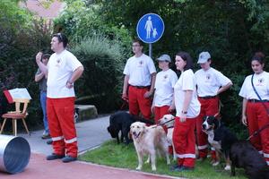 Vorführung im BRK Seniorenwohnen in Bad Abbach