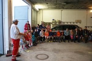 Zu Gast beim Zeltlager der Wasserwacht Jugend