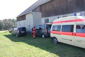 Einsatzübung mit den FFW aus Kelheim