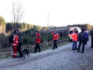 Neues geprüftes Rettungshundeteam im BRK Regensburg